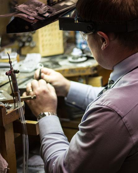 Custom Design Jewelry Process - WICHITA, KS